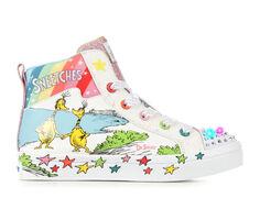 Girls' Skechers Little Kid Dr. Seuss Twi-Lites 2.0 Sneetches High-Top Sneakers