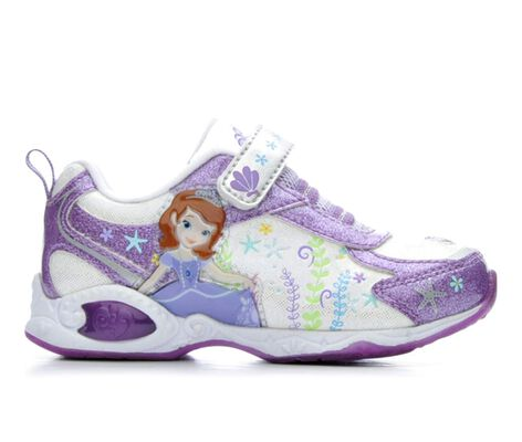 Girls' Disney Sofia 5 5-12 Light-Up Shoes