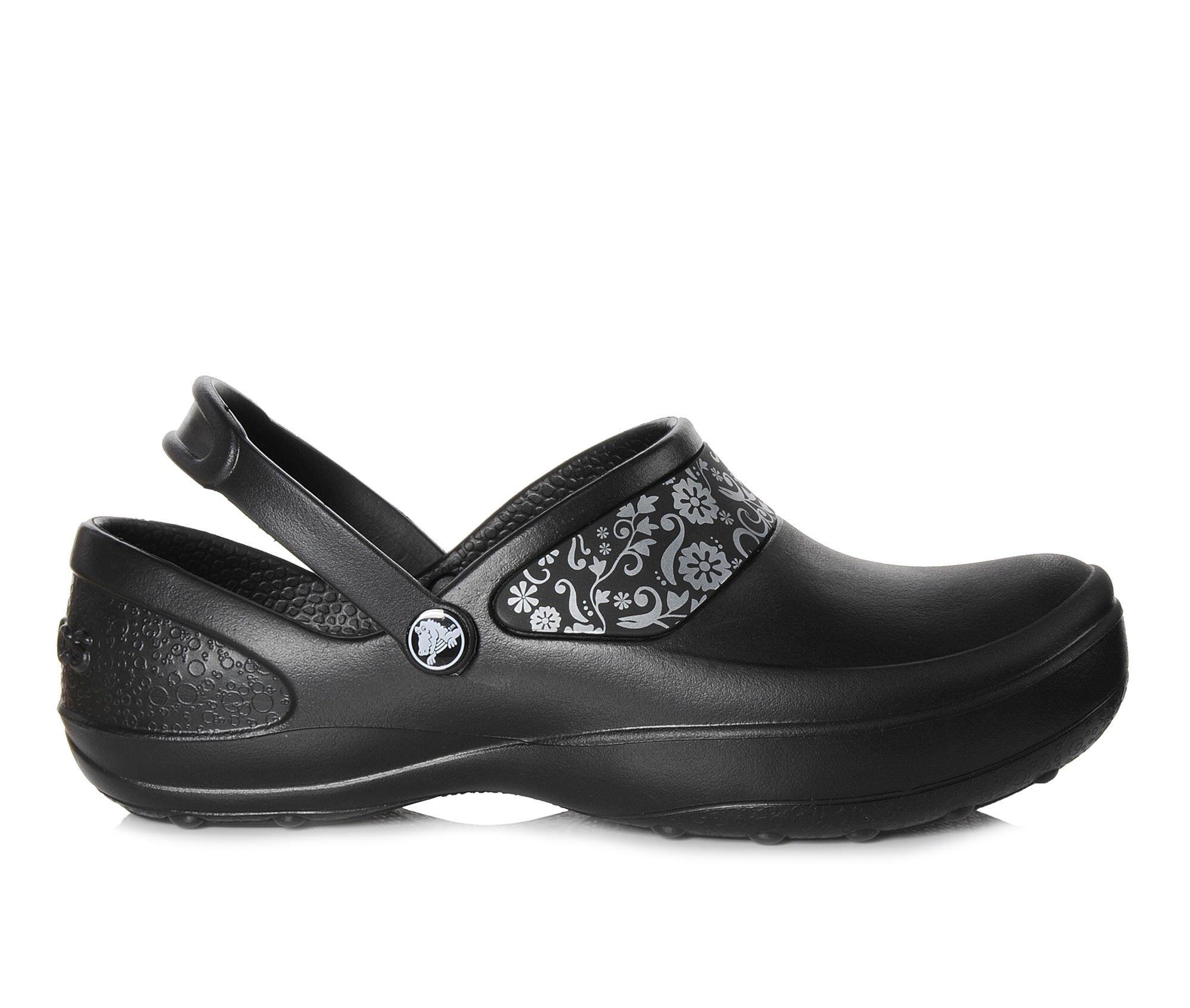 Women's Crocs Work Mercy Work Slip
