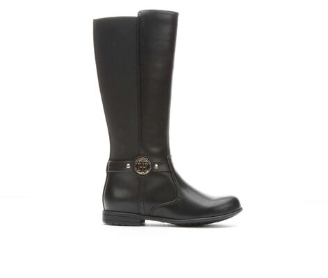 Girls' Tommy Hilfiger Andrea Nameplate Blk Boots