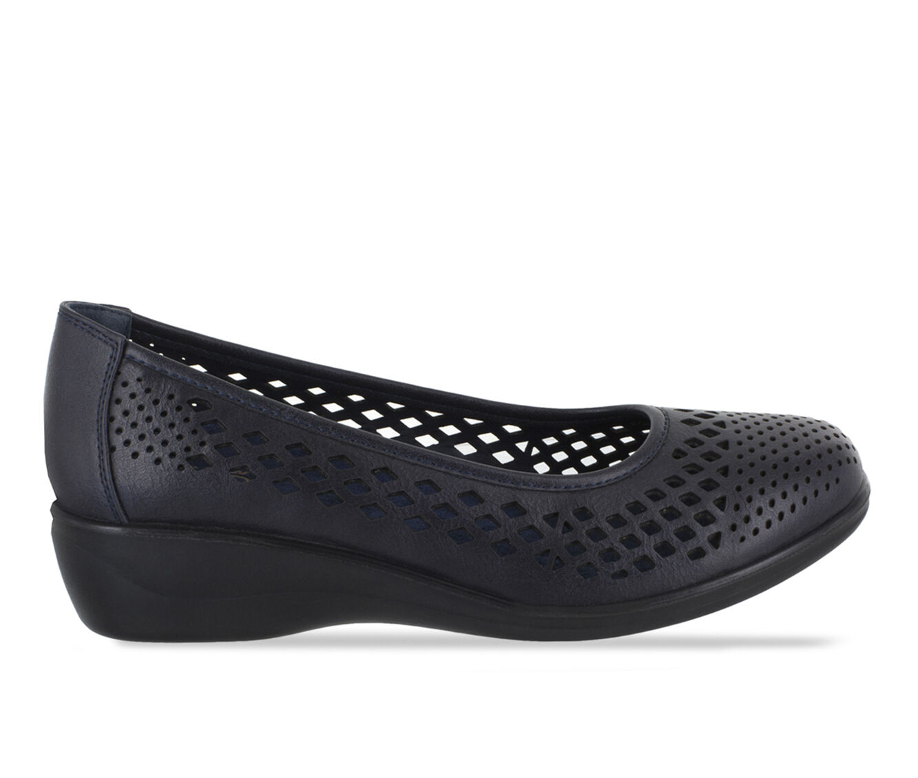 Women's Easy Street Mona Shoes Navy