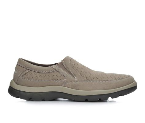 Men's Rockport Get Your Kicks Perf Slip On Casual Shoes