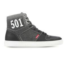 Men's Levis 501 Mason Hi Chambray Sneakers