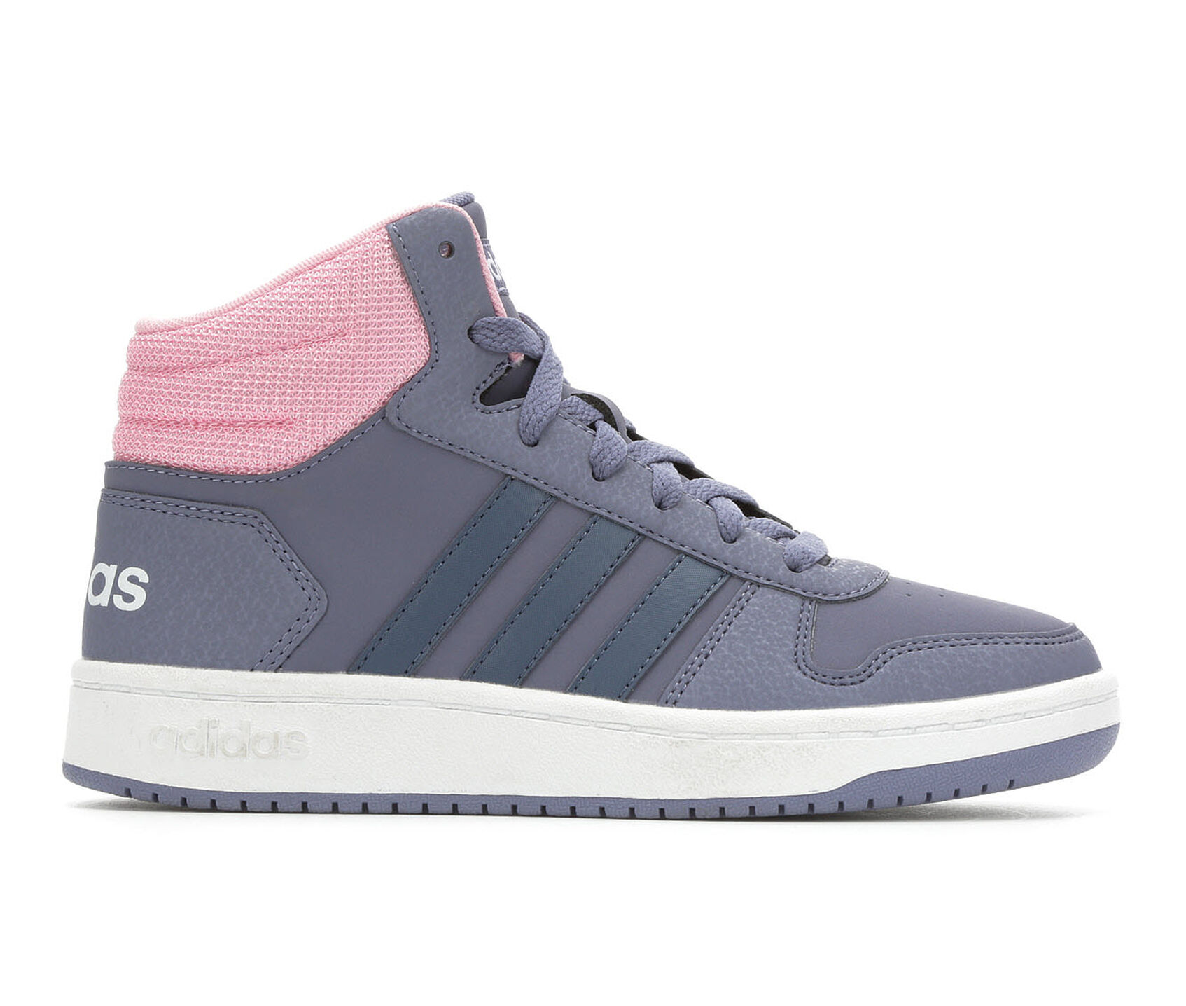 e9f683cdd65e Girls  Adidas Little Kid   Big Kid Hoops Mid 2 K High Top Basketball ...