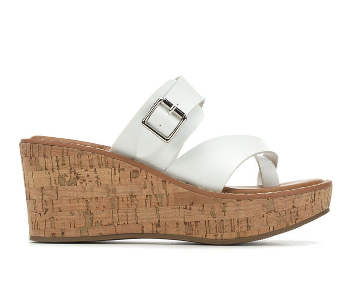 Women's Vintage 7 Eight Daisy Wedges