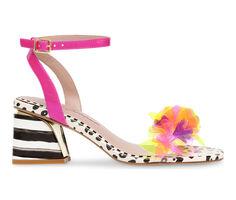 Women's Betsey Johnson Kove Heeled Sandals