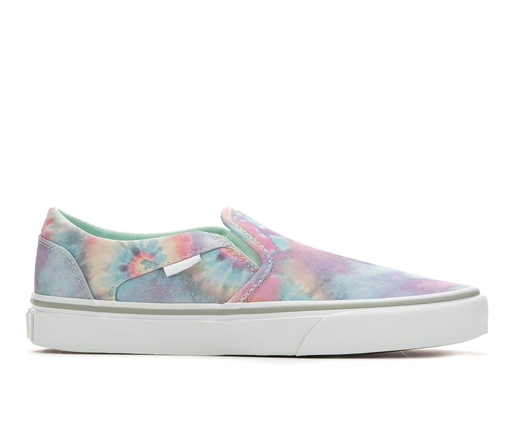 e33f9fb8dd Women  39 s Vans Asher Slip-On Skate Shoes. Previous