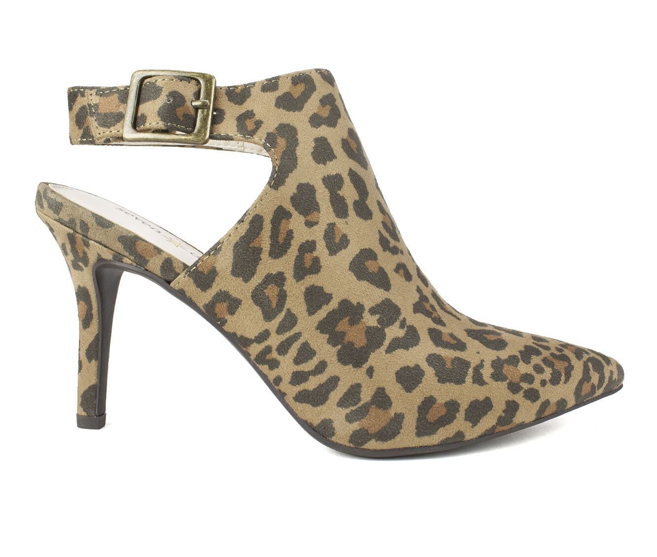 special price Women's Seven Dials Sherly Booties Leopard