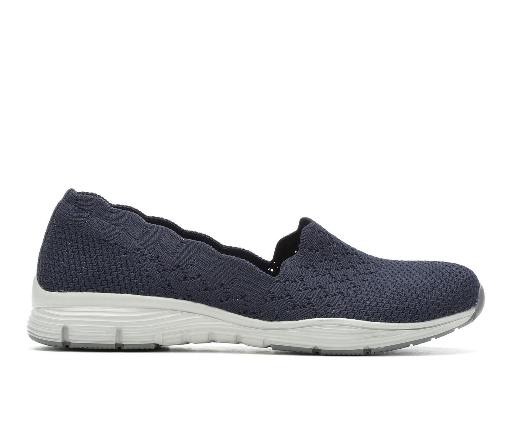 preview of more photos classic shoes Women's Skechers Seager Stat 49481 Slip-Ons