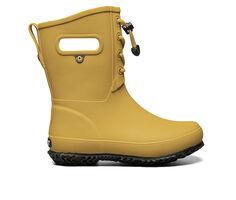 Kids' Bogs Footwear Little Kid & Big Kid Amanda Plush Lace II Rain Boots
