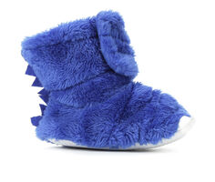 Capelli New York Toddler Dino Claw Boot Slippers