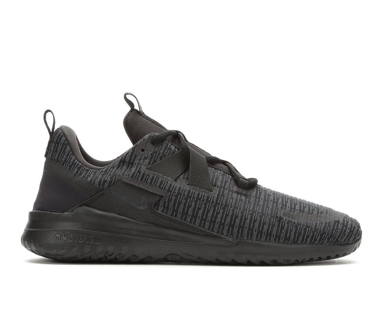 Men's Nike Renew Arena Running Shoes Blk/Blk 002