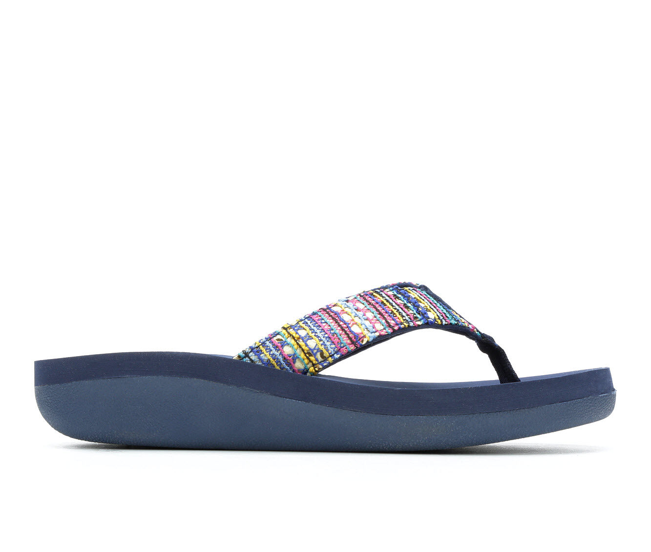 Women's Volatile Redfern Sandals Navy Multi