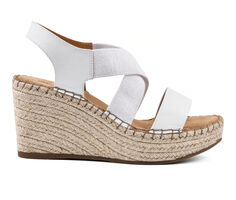Women's White Mountain Voyage Wedges