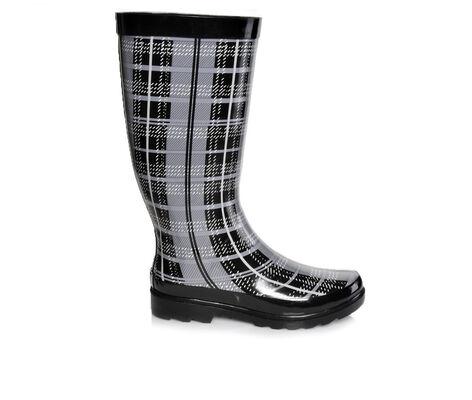Women's Sugar Raffle Rain Boots