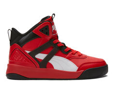 Boys' Puma Big Kid Backcourt Mid Jr. Basketball Shoes