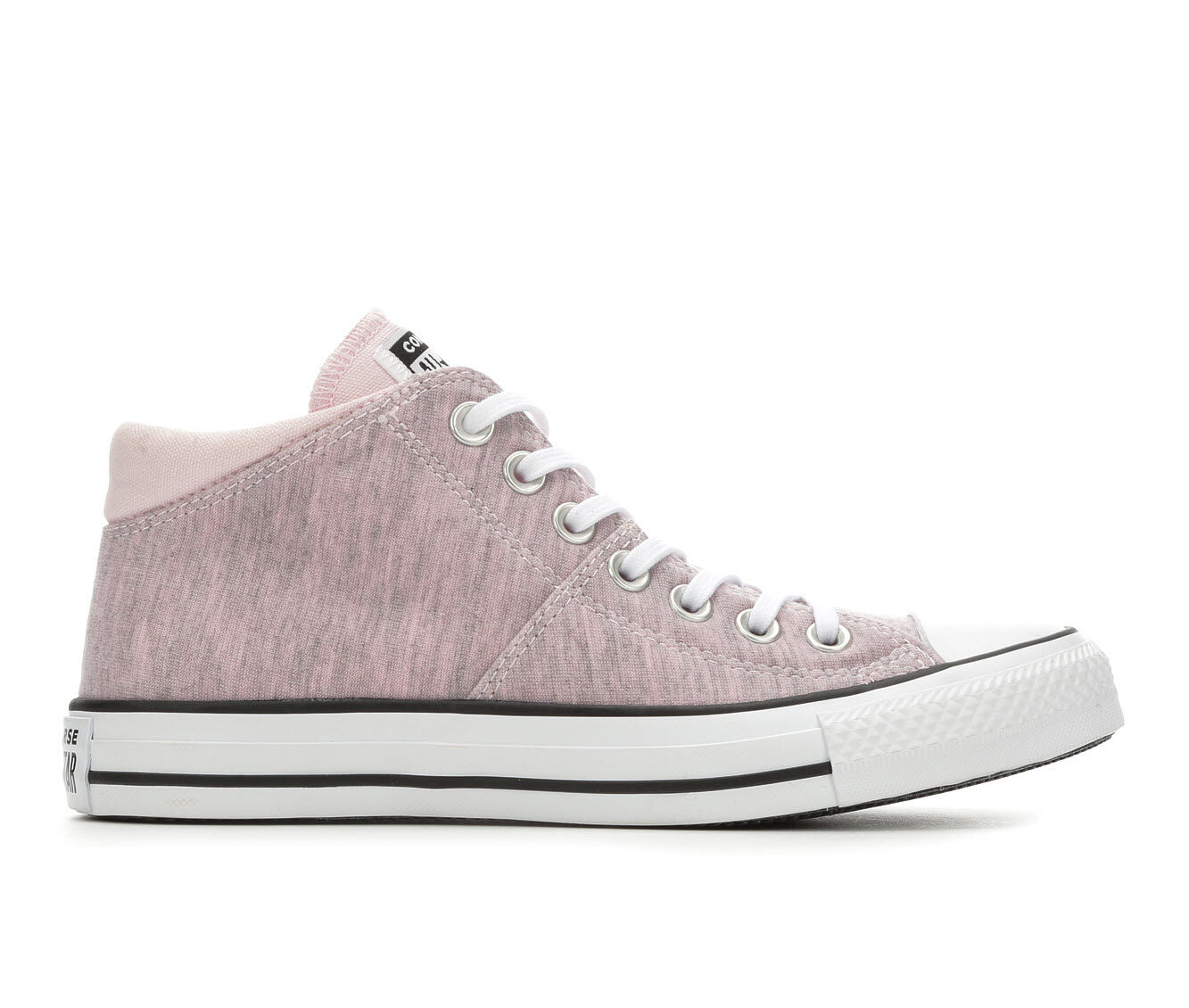 Women's Converse Madison Mid Jersey Sneakers Pink/White/Blk