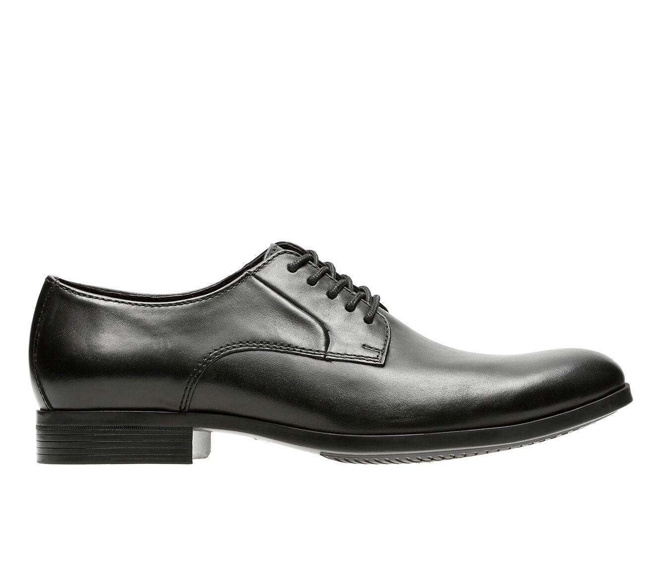 Best Selling Men's Clarks Conwell Plain Dress Shoes Black