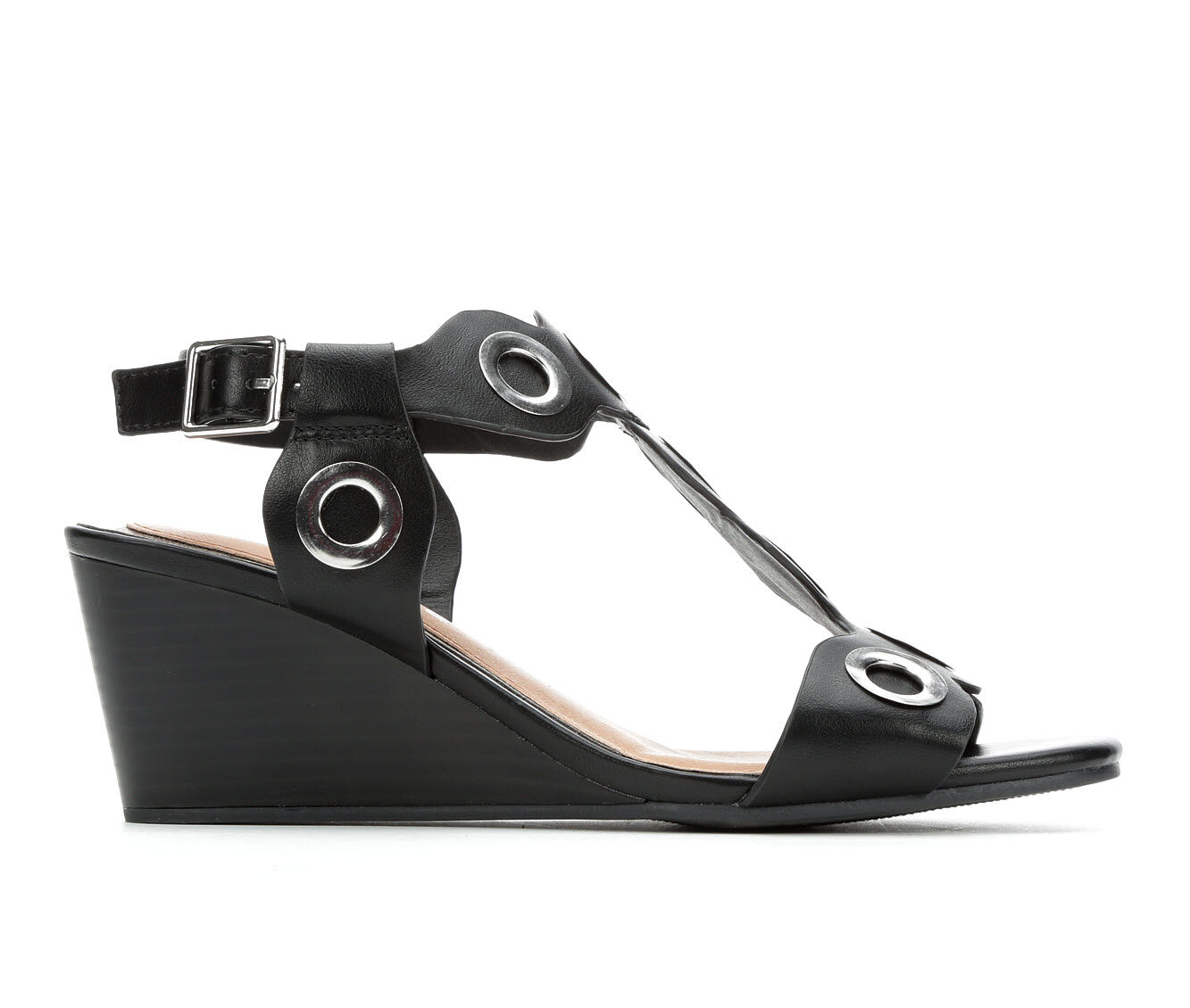 Women's Rampage Illo Wedges Black