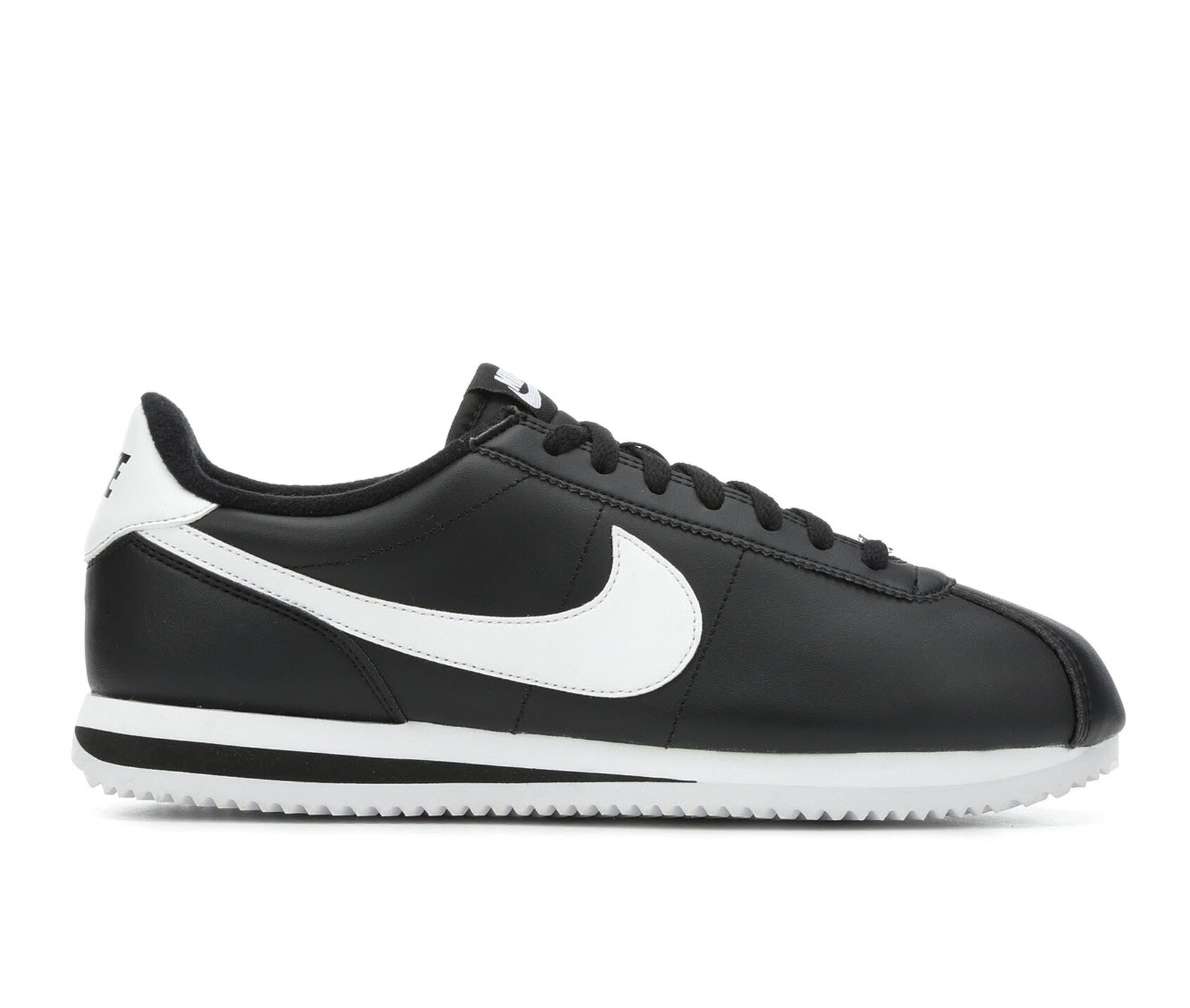 Brillante Depresión De ninguna manera  Men's Nike Cortez Basic Leather Sneakers | Shoe Carnival