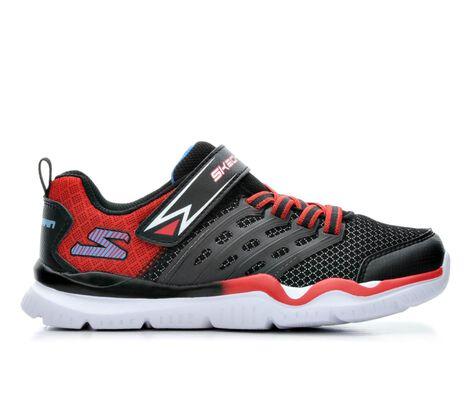 Boys' Skechers Skech-Train Wide 10.5-4 Running Shoes