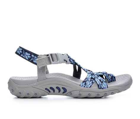 Women's Skechers Reggae Luau 40970 Outdoor Sandals