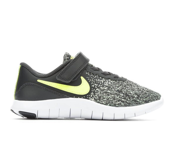 Boys' Nike Little Kid Flex Contact Velcro Running Shoes
