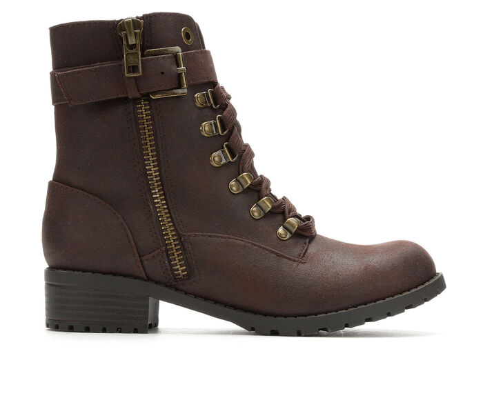 Women's Unr8ed Othello Combat Boots