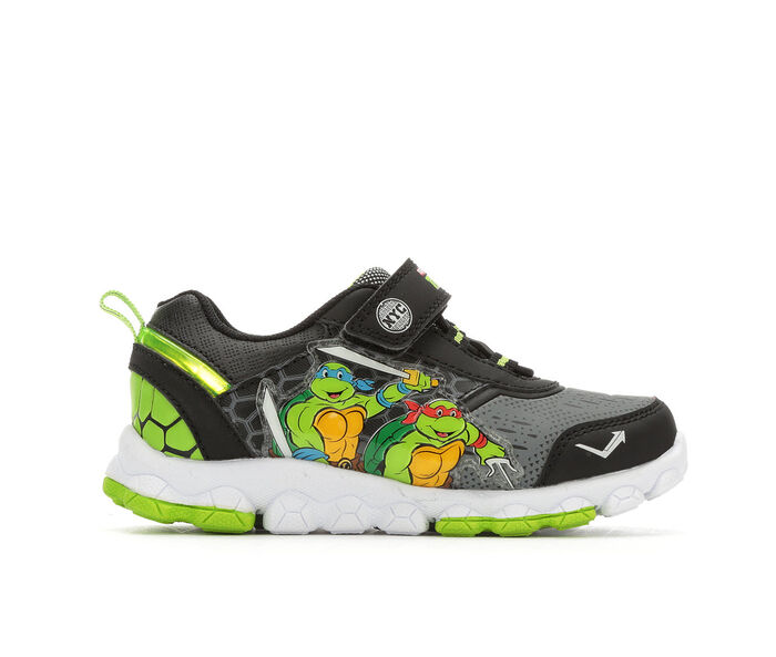 Boys' Nickelodeon Toddler & Little Kid TMNT Lighted 5 Light-Up Sneakers