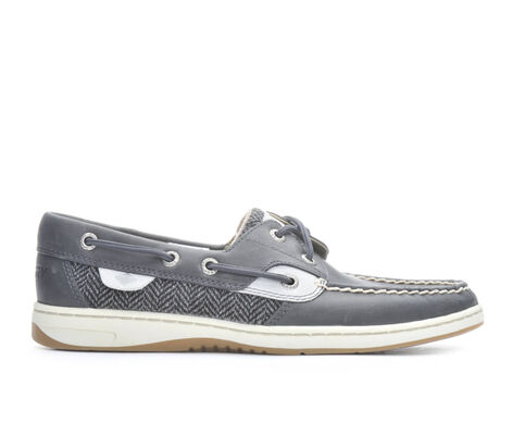 Women's Sperry Bluefish Herringbone Boat Shoes