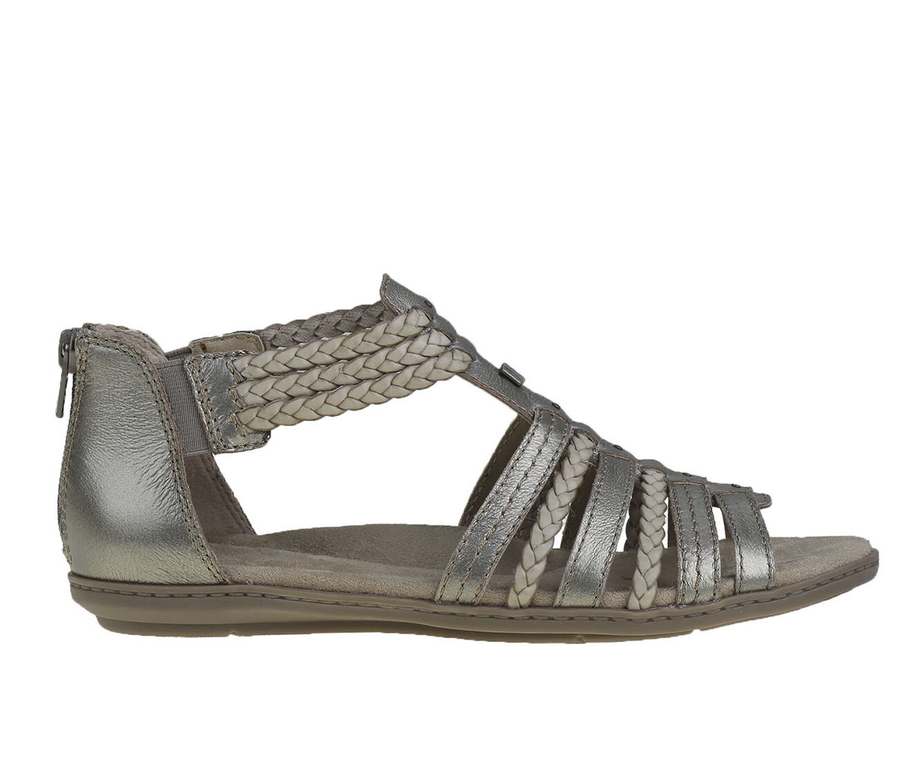 Women's Earth Origins Belle Blaine Sandals Platinum