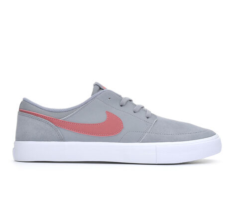 Men's Nike Portmore II Solar Skate Shoes