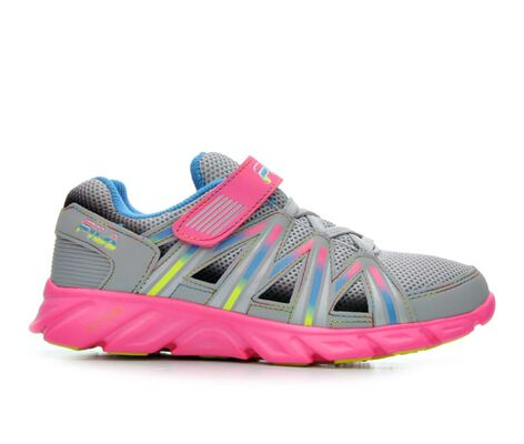 Girls' Fila Crater 7 10.5-3 Running Shoes