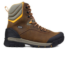 "Men's Bogs Footwear Bedrock 8"" Comp Toe Insulated Work Boots"