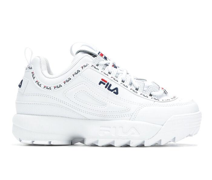 Girls' Fila Big Kid Disruptor II Sneakers