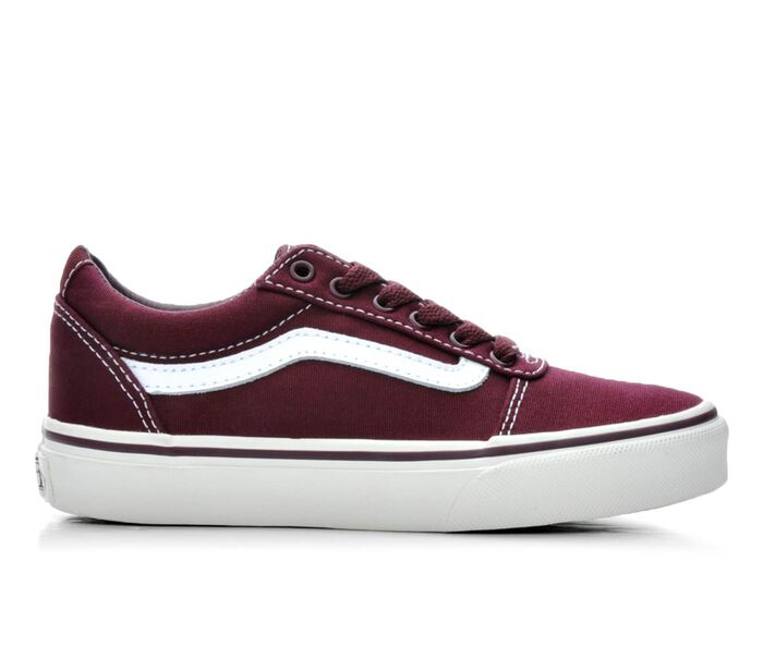 Boys' Vans Ward 10.5-7 Skate Shoes