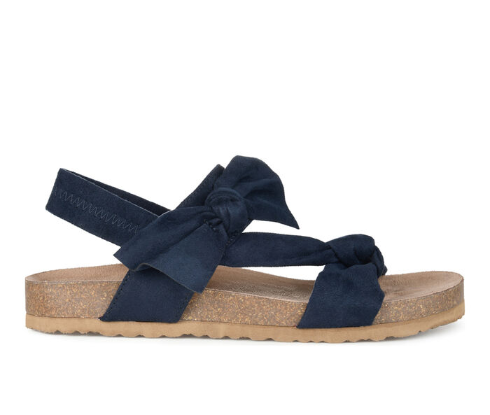Women's Journee Collection Xanndra Footbed Sandals