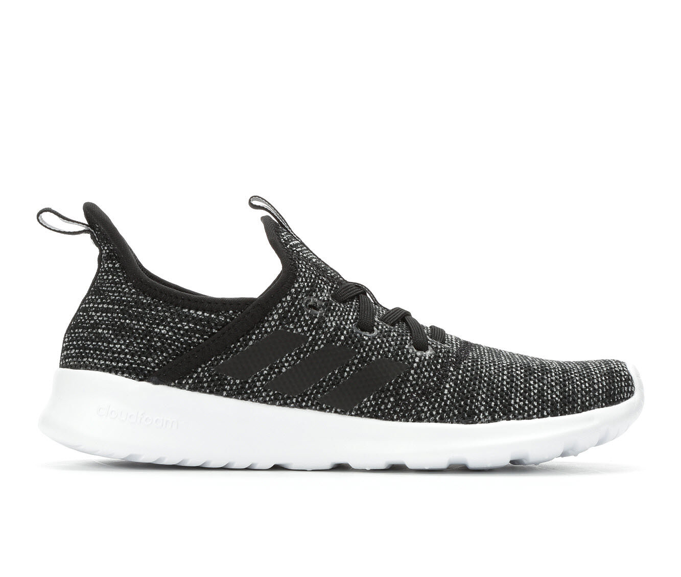 Women's Adidas Pure Sneakers Black/Grey/Wht