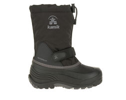 Kids' Kamik Little Kid & Big Kid Waterbug 5 Wide Winter Boots