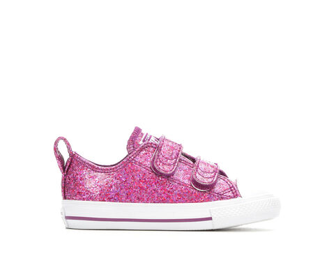 Girls' Converse Chuck Taylor All Star Party Dress Velcro Sneakers
