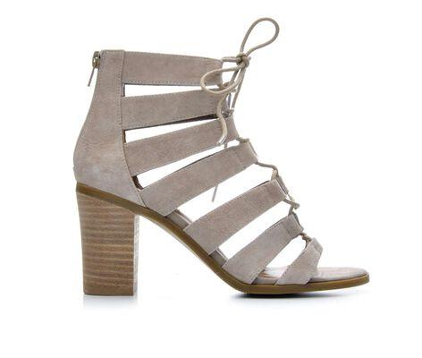 Women's Steve Madden Dyanna Lace-Up Heeled Sandals