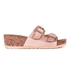 Women's Danskin Virtue Footbed Sandals