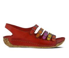Women's SPRING STEP Kalamata Wedge Sandals