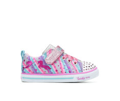 Girls' Skechers Toddler Sparkle Lite Twinkle Toes