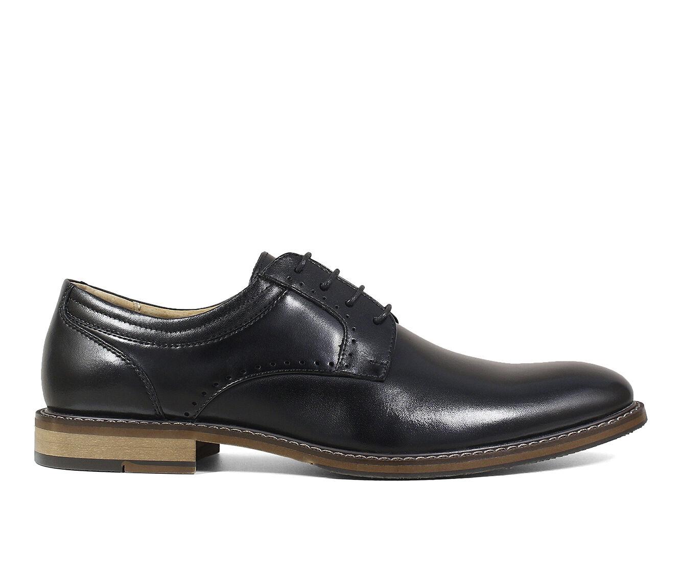 purchase cheap new Men's Stacy Adams Faulkner Dress Shoes Black