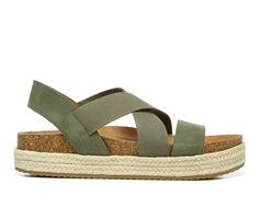 Women's Zodiac Savannah Footbed Sandals