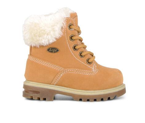 Boys' Lugz Infant Empire Hi Fur 5-12 Boots