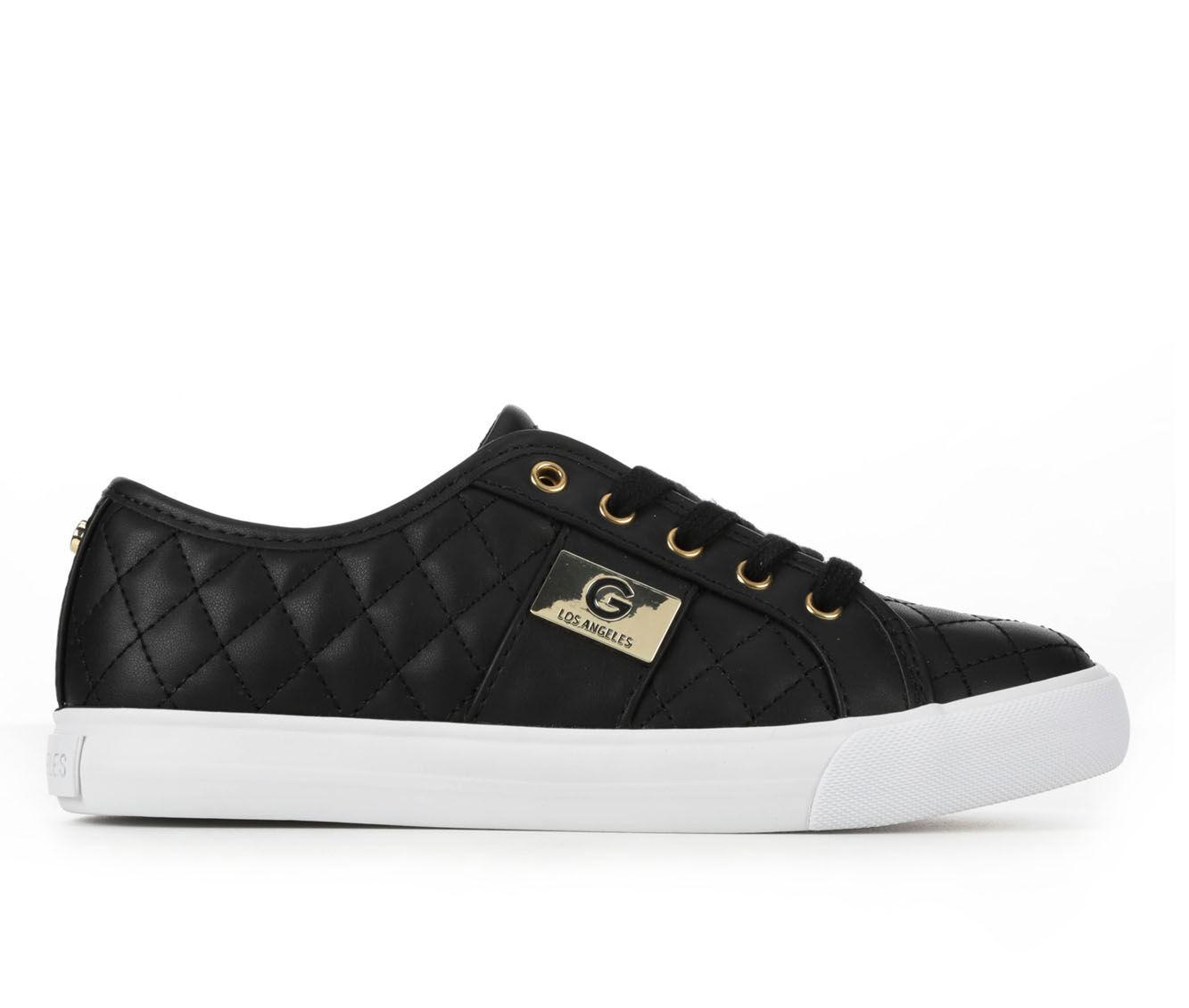 Women's G By Guess Backer Sneakers Black