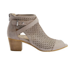 Women's Earth Leros Gaia Peep Toe Booties