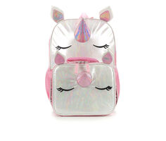 Accessory Innovations Unicorn Glam 2 Piece Backpack & Lunch Bag Combo Set